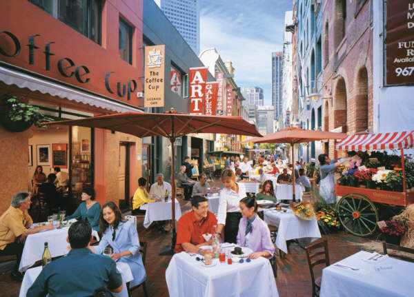 City sights tour from per person for Australian cuisine melbourne